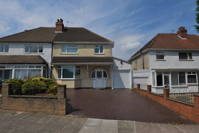 3 Bedrooms Semi Detached House for sale in Hagley Road West, Oldbury