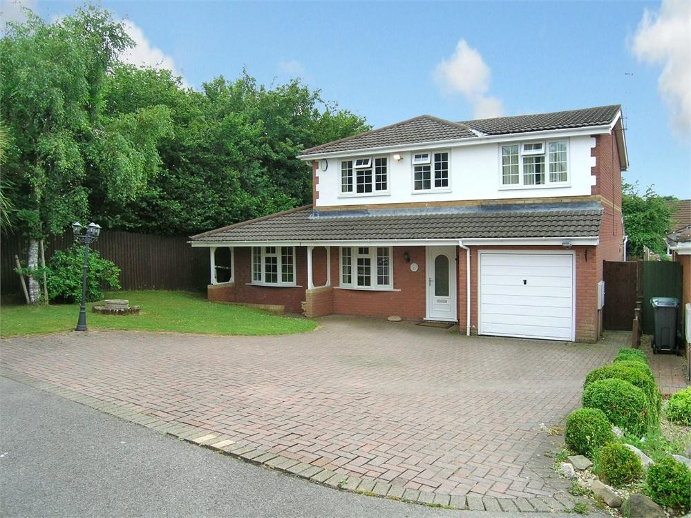 4 Bedrooms Detached House for sale in 6 Clos Nant y Cor, Pontprennau, Cardiff