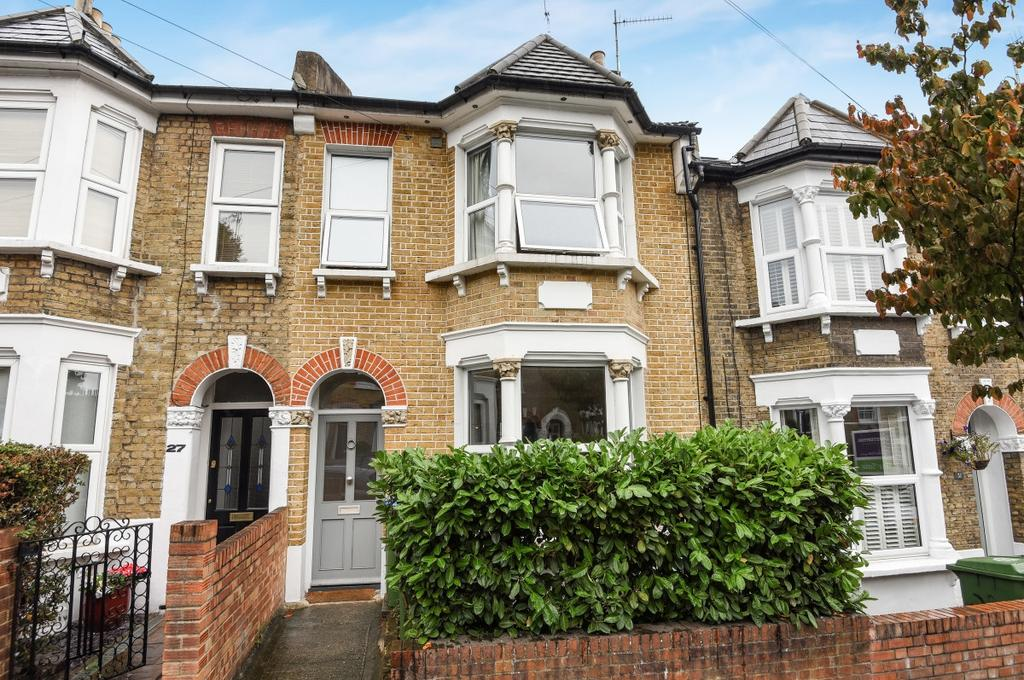 4 Bedrooms Terraced House for sale in Ormiston Road Greenwich SE10