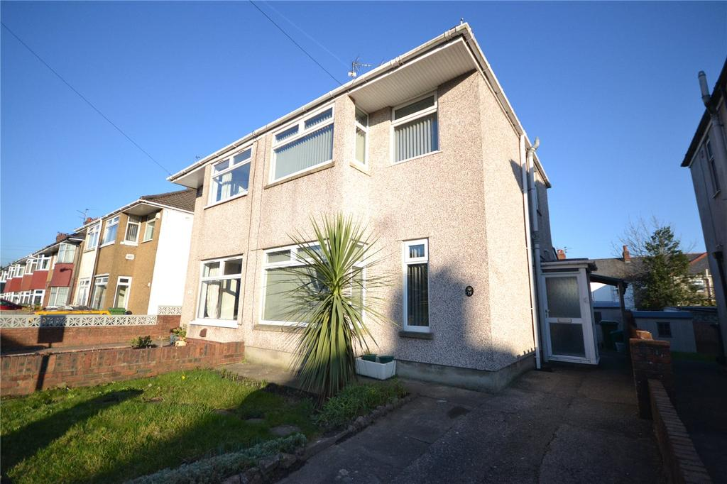 3 Bedrooms Semi Detached House for sale in Fairfax Road, Rhiwbina, Cardiff, CF14