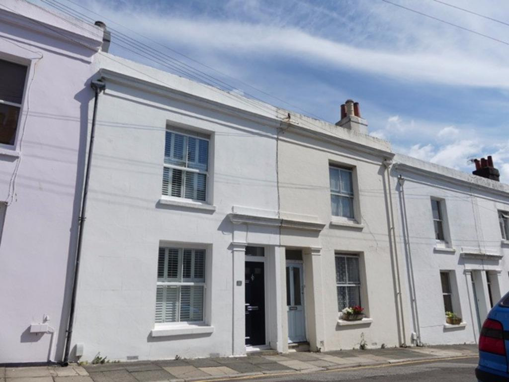 2 Bedrooms Terraced House for sale in West Hill Place Brighton East Sussex BN1