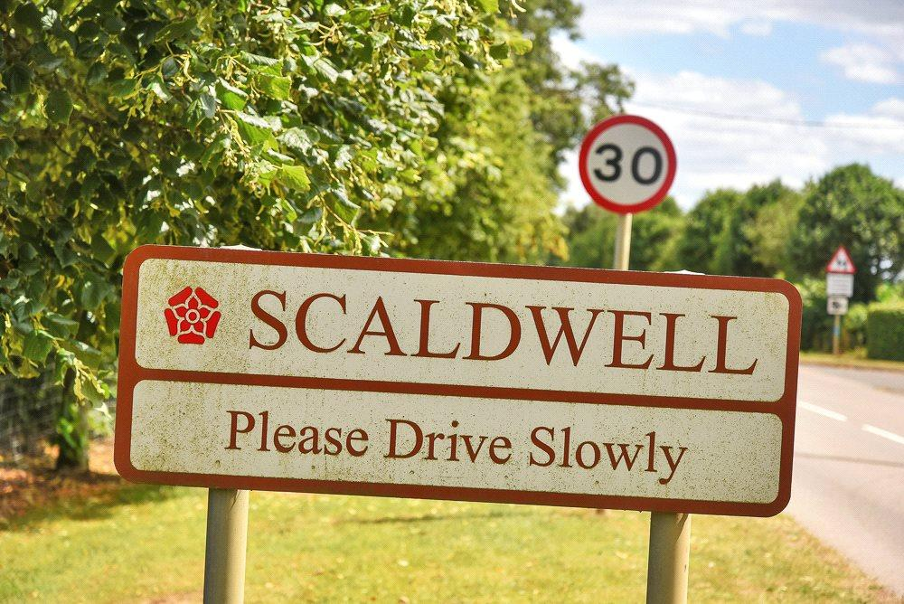 House for sale in Scaldwell, Northamptonshire