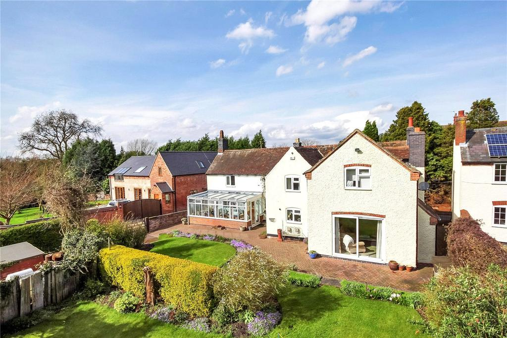 4 Bedrooms Detached House for sale in Leicestershire