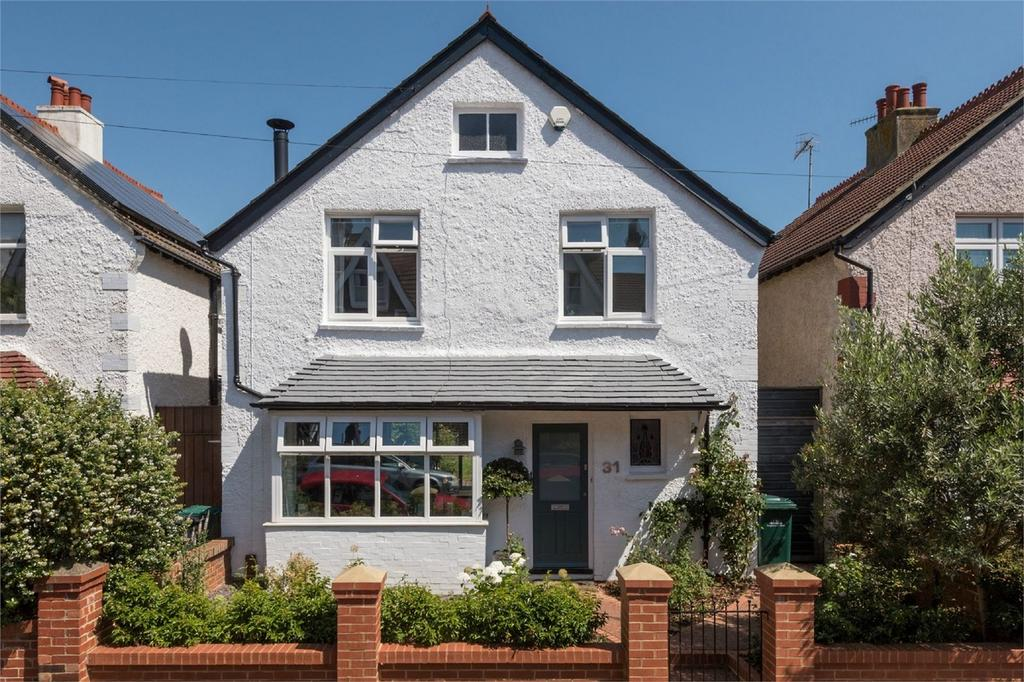 3 Bedrooms Detached House for sale in Titian Road, Hove, East Sussex