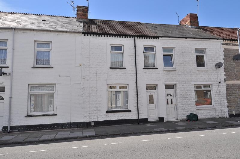 3 Bedrooms Terraced House for sale in 83 Morel Street, Barry CF63 4PN