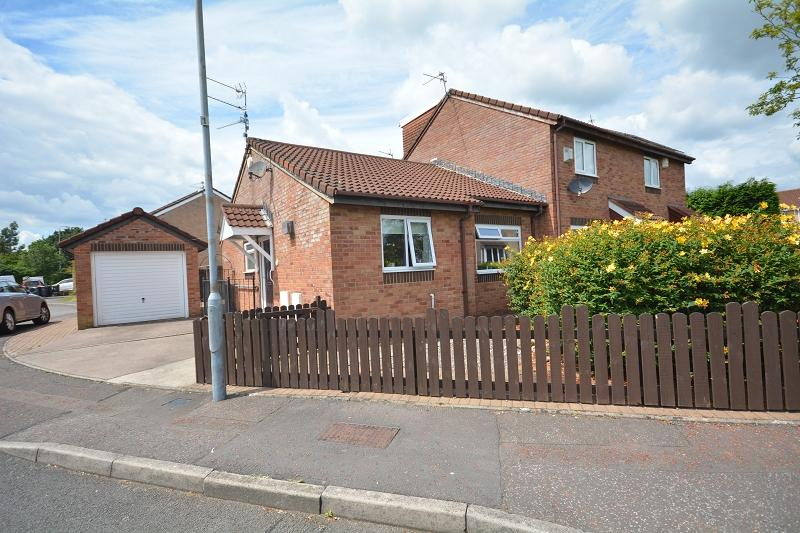 2 Bedrooms Semi Detached House for sale in Oregano Close, St. Mellons, Cardiff. CF3