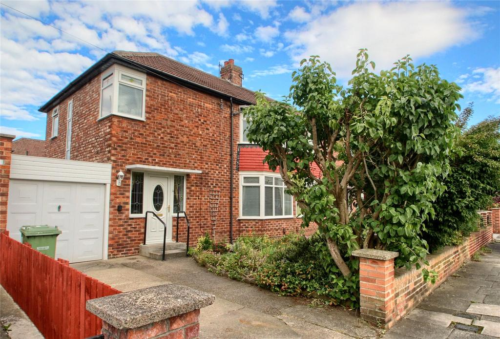 3 Bedrooms Semi Detached House for sale in Harlsey Grove, Hartburn