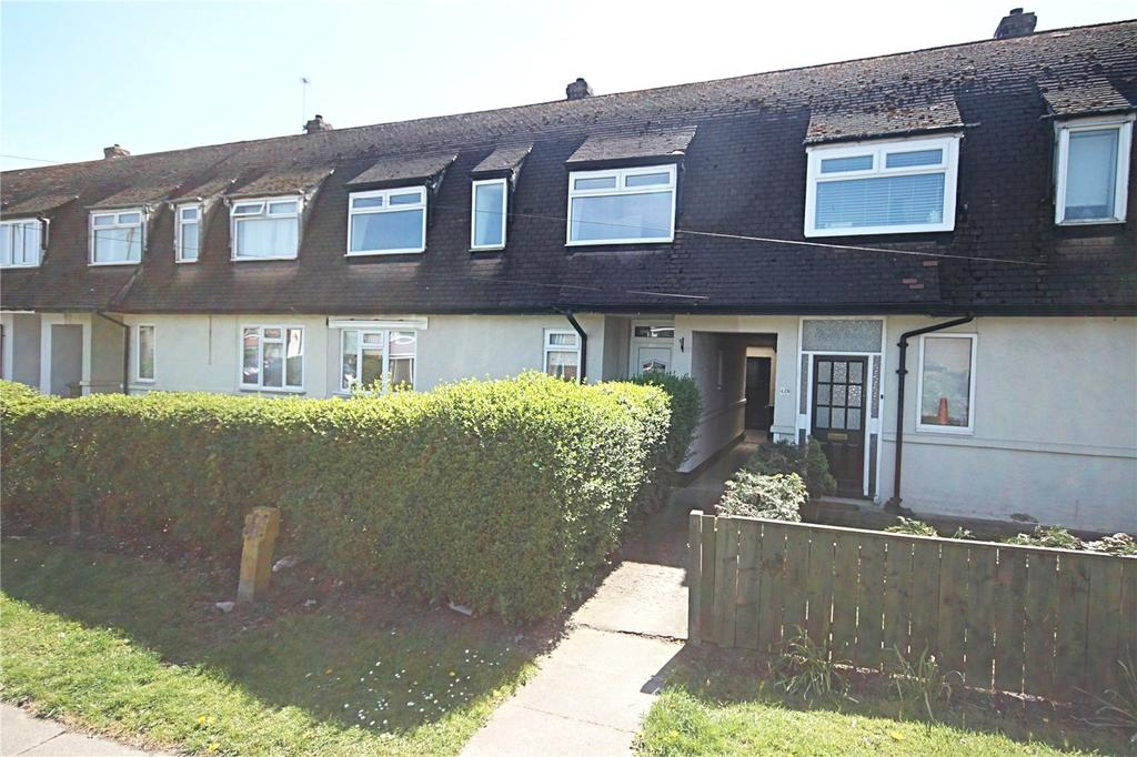 3 Bedrooms End Of Terrace House for sale in Bishopton Road West, Fairfield