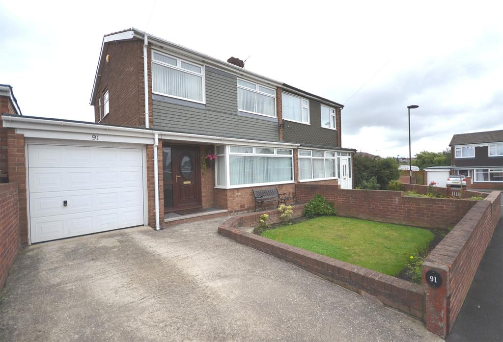 3 Bedrooms Semi Detached House for sale in South West Denton