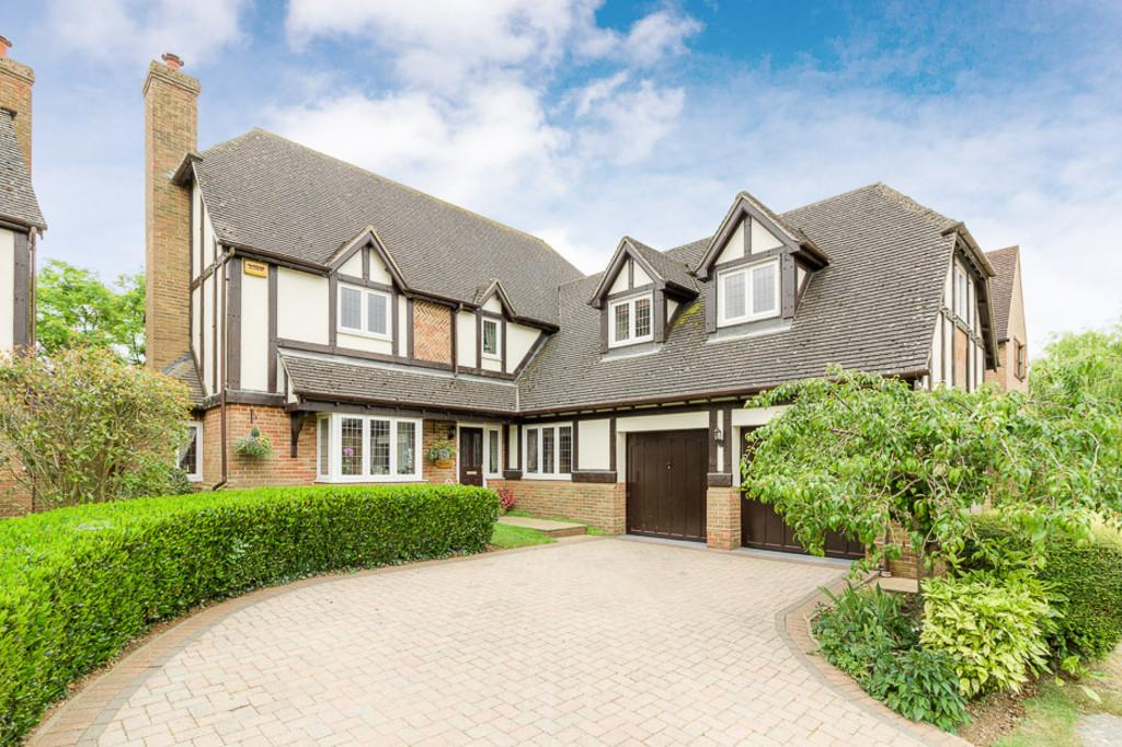 5 Bedrooms Detached House for sale in Scotts Farm Close, Maids Moreton