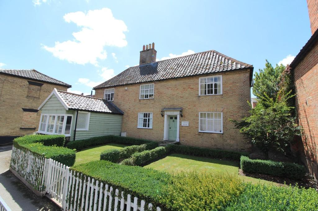 5 Bedrooms Detached House for sale in Yoxford, Suffolk