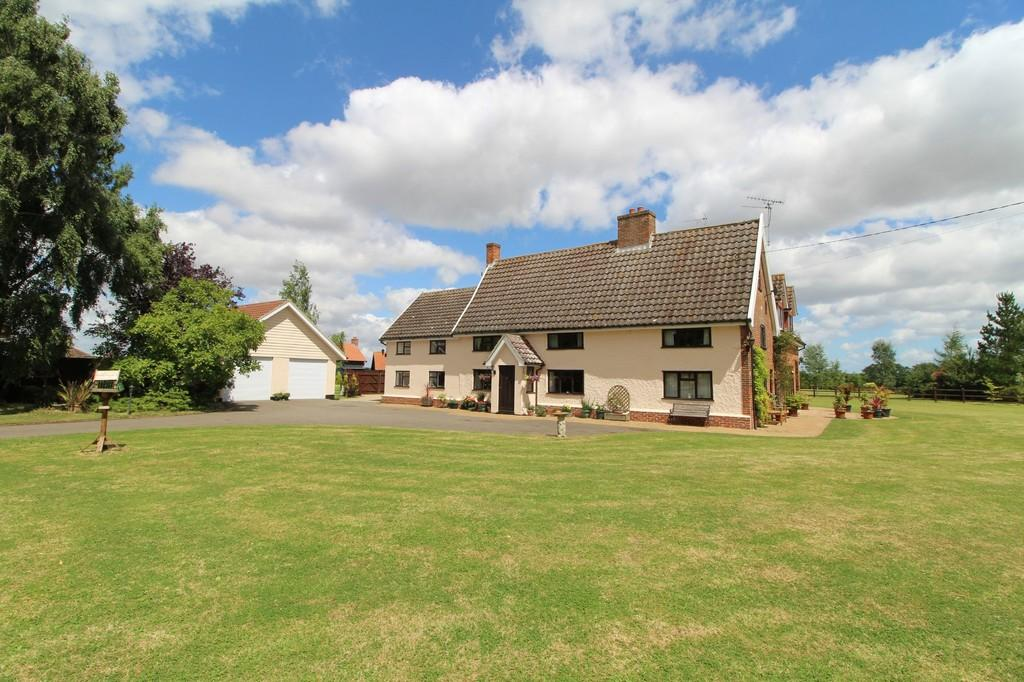 6 Bedrooms Detached House for sale in Peasenhall, Nr Saxmundham, Suffolk