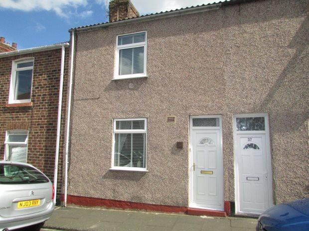 2 Bedrooms Terraced House for sale in SOUTH STREET, SPENNYMOOR, SPENNYMOOR DISTRICT