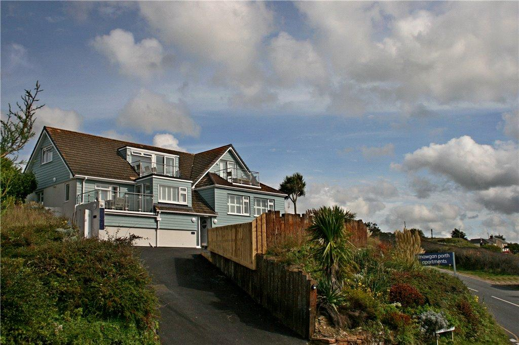 3 Bedrooms Apartment Flat for sale in Driftwood, Tredragon Road, Mawgan Porth, Cornwall