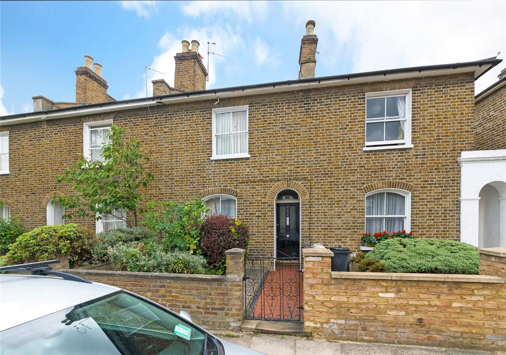 2 Bedrooms House for sale in St. Peters Grove, Hammersmith, London