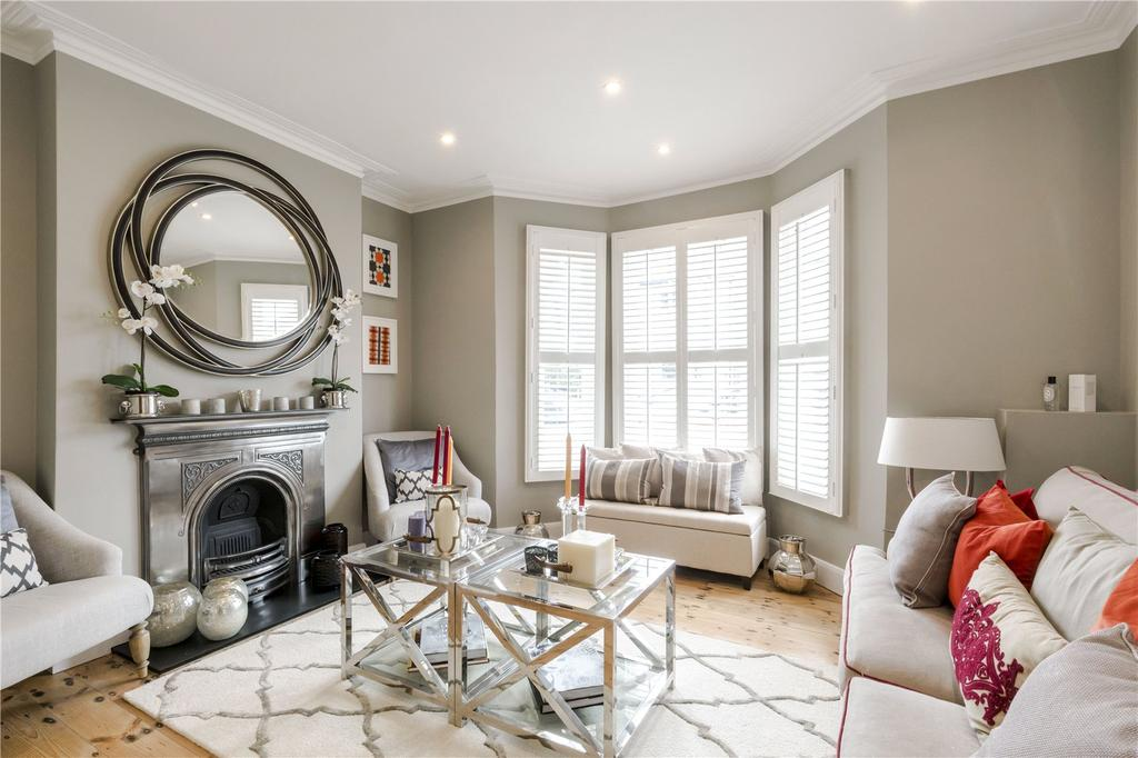 4 Bedrooms House for sale in Graham Road, Chiswick, London