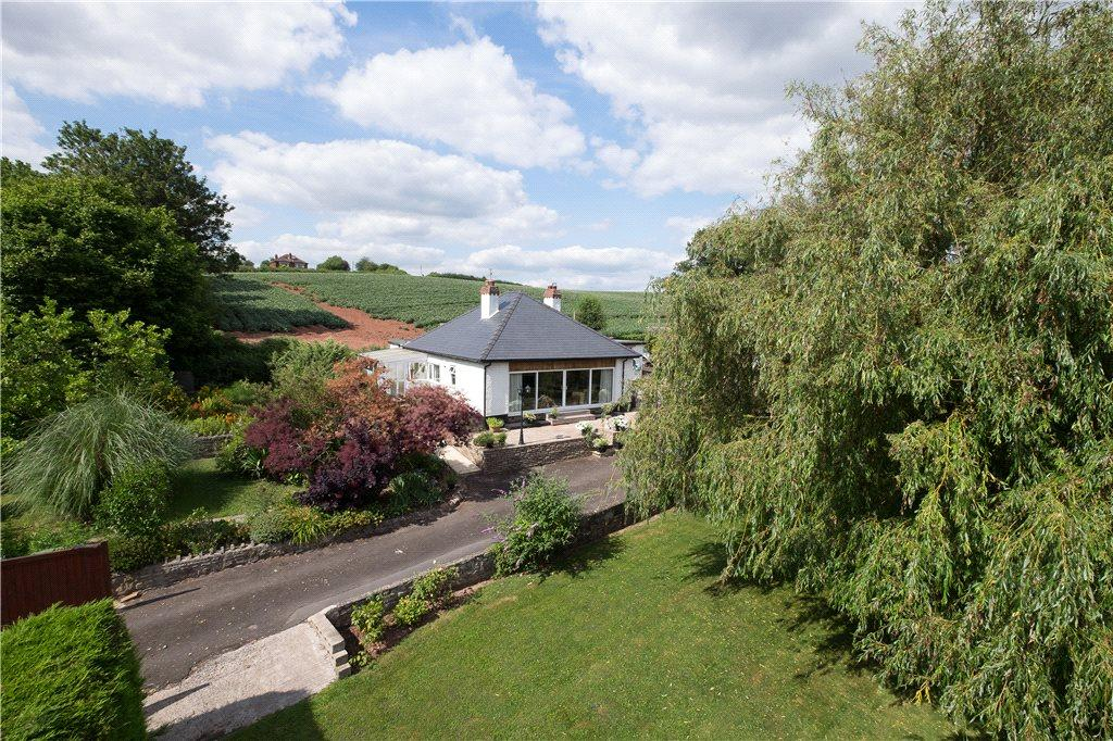 4 Bedrooms Detached Bungalow for sale in Bewdley Bank, Hereford, HR4