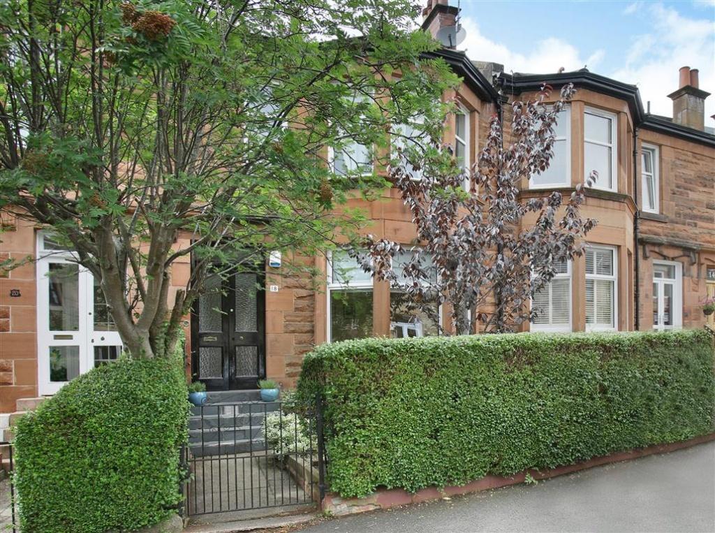 3 Bedrooms Terraced House for sale in 18 Braemar Street, Langside, G42 9QA