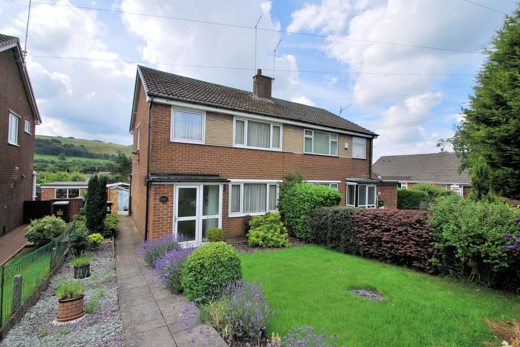 3 Bedrooms Semi Detached House for sale in Manchester Road, Millhouse Green, Sheffield