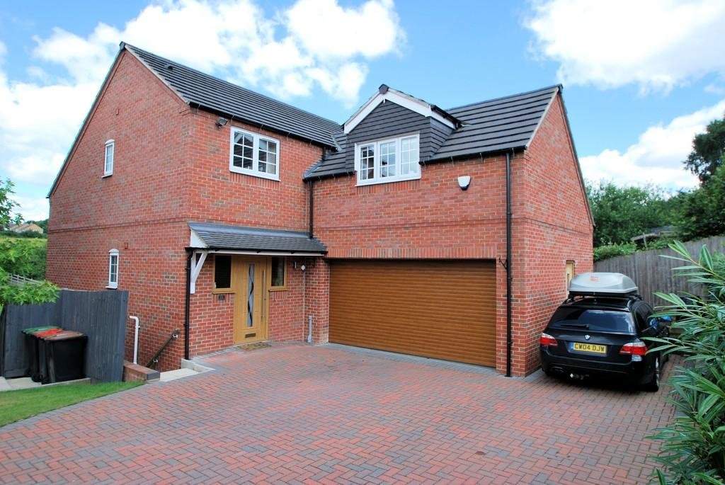 5 Bedrooms Detached House for sale in Meadow View, Selston, Nottingham