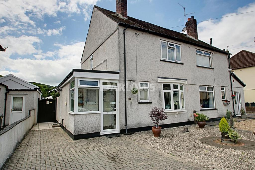 2 Bedrooms Semi Detached House for sale in Heol Berry, Gwaleod y Garth, Cardiff