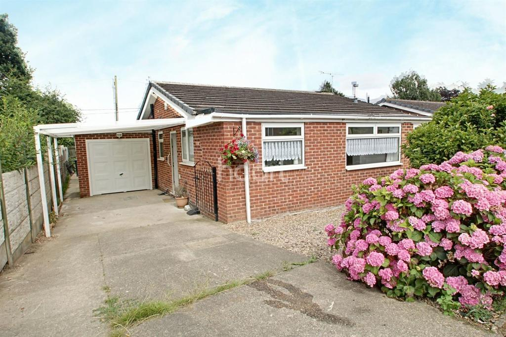 3 Bedrooms Bungalow for sale in Broadfields, Calverton
