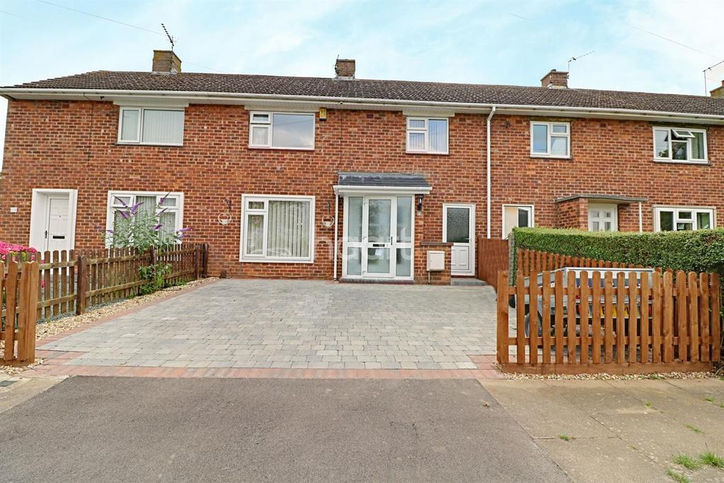3 Bedrooms Terraced House for sale in Bilsby Close, Lincoln