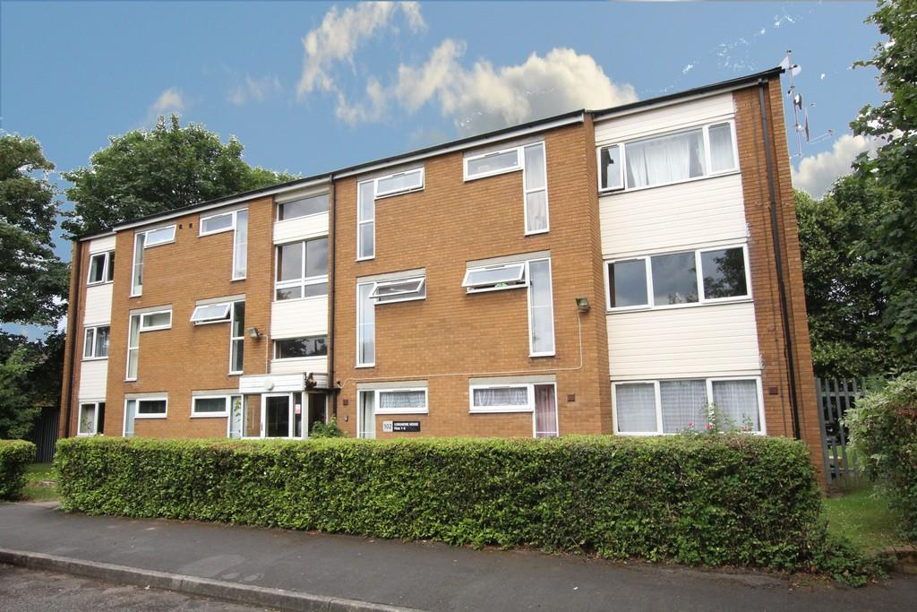 2 Bedrooms Apartment Flat for sale in Longmore House, Welshmans Hill, Sutton Coldfield, B73 6RS