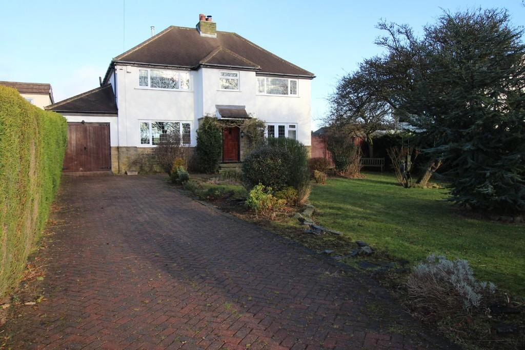 4 Bedrooms Detached House for sale in Breary Lane East, Bramhope