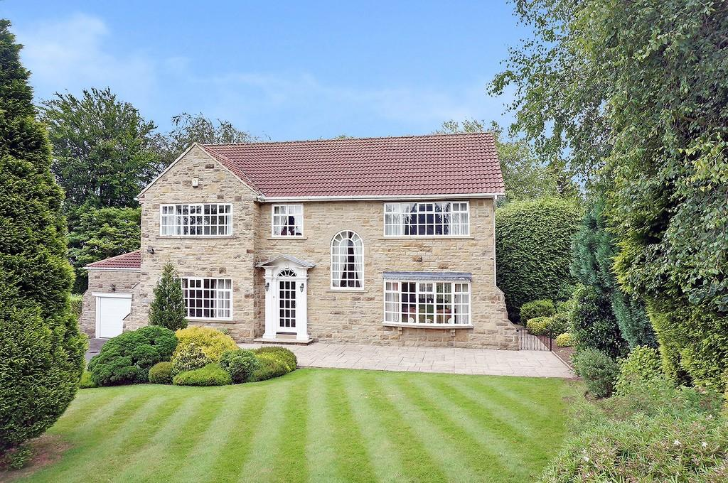 5 Bedrooms Detached House for sale in Trip Garth, Linton, LS22