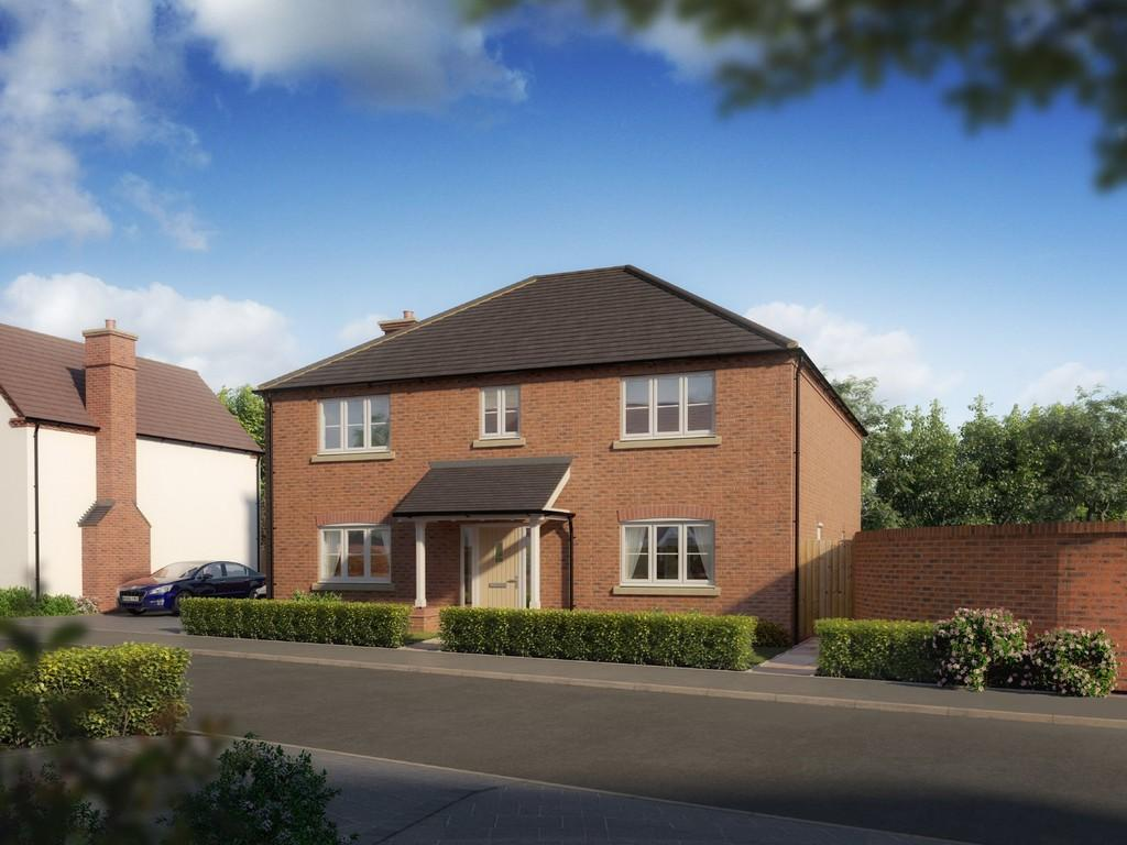 5 Bedrooms Detached House for sale in Plot 23 The Kingston, Seven Arches, Barford