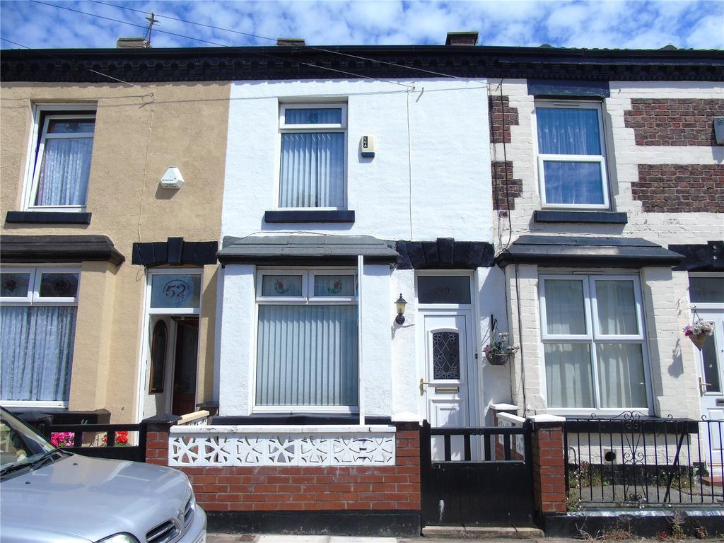 2 Bedrooms Terraced House for sale in Peveril Street, Walton, Liverpool, L9