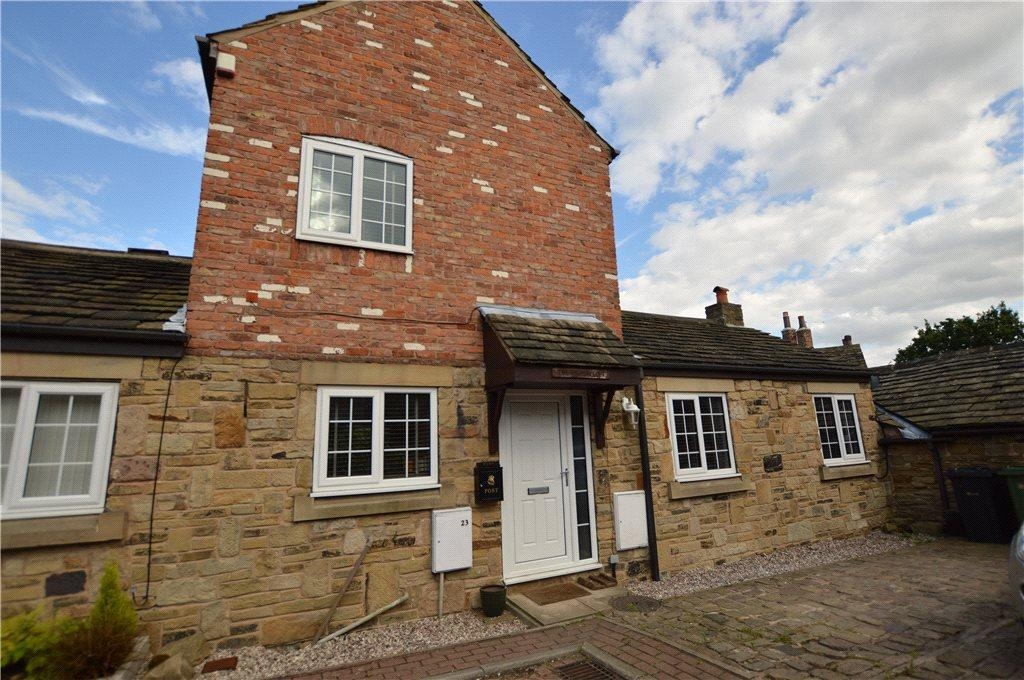 3 Bedrooms Terraced House for sale in The Pigeon Loft, Leventhorpe Way, Oulton, Leeds