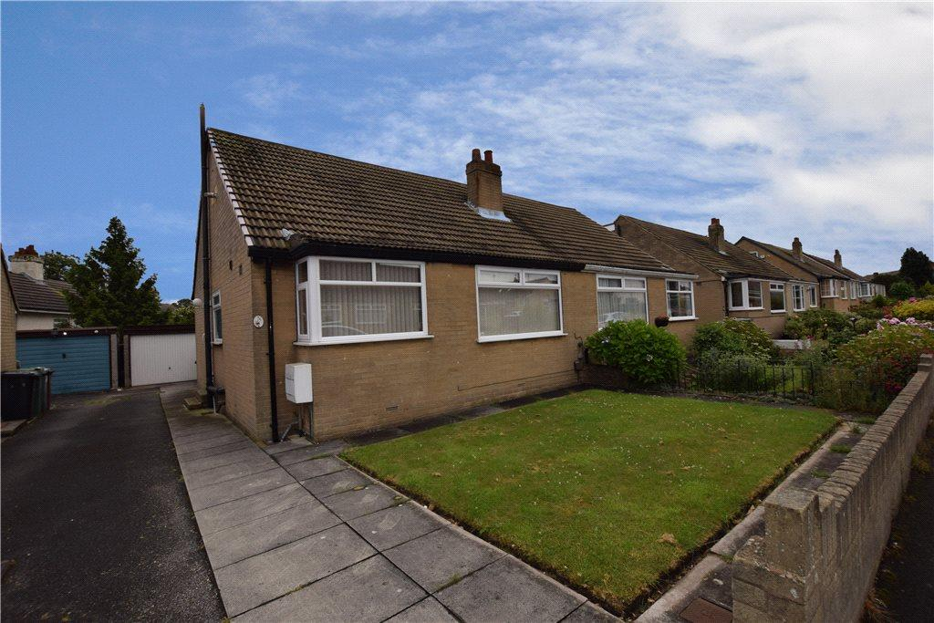 2 Bedrooms Semi Detached Bungalow for sale in Castle Ings Drive, Leeds, West Yorkshire