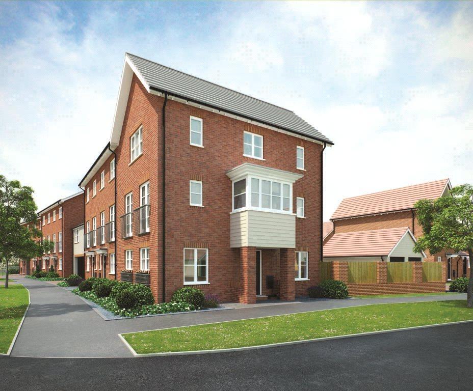 4 Bedrooms Semi Detached House for sale in PLOT 144 WHARFE PHASE 1, Navigation Point, Cinder Lane, Castleford