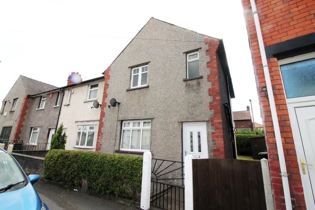 3 Bedrooms End Of Terrace House for sale in Bower Street, Carlisle