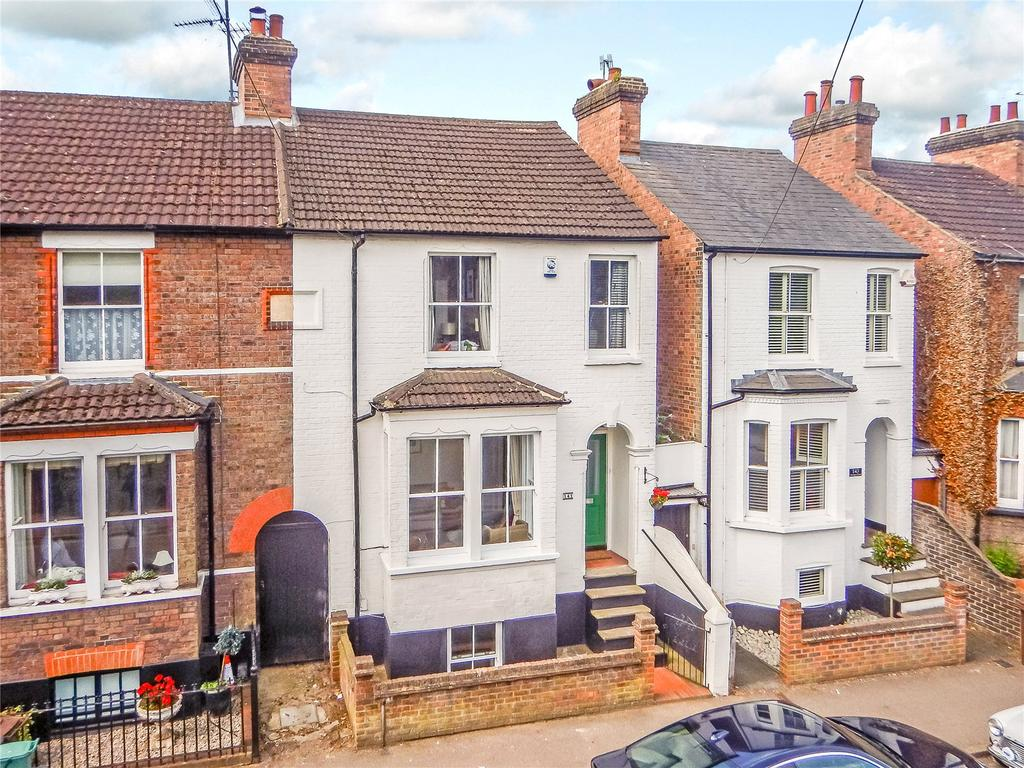4 Bedrooms House for sale in Verulam Road, St. Albans, Hertfordshire