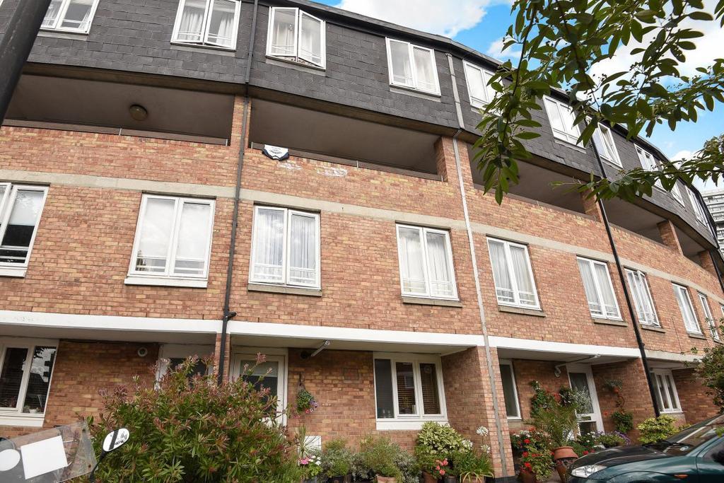 3 Bedrooms Maisonette Flat for sale in Granfield Street, Battersea