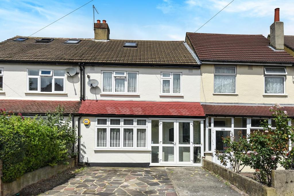 3 Bedrooms Terraced House for sale in Birkbeck Road, Beckenham, BR3