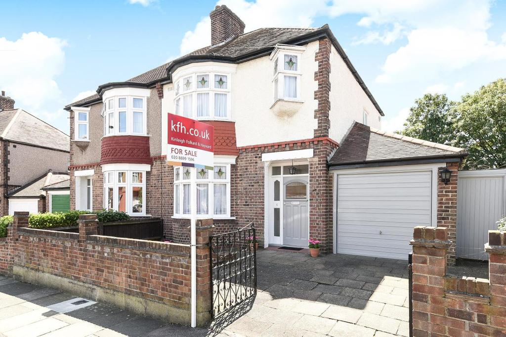 3 Bedrooms Semi Detached House for sale in Clowders Road, Catford, SE6