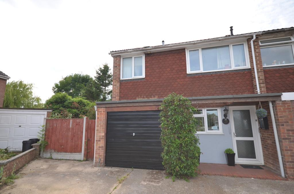 3 Bedrooms End Of Terrace House for sale in Hall Road, Fordham, West Colchester