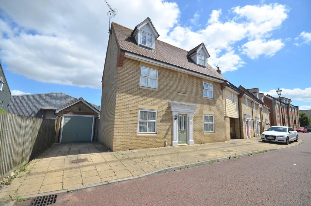 4 Bedrooms Detached House for sale in Hesper Road, Colchester