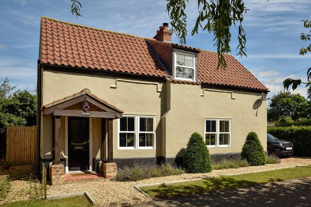3 Bedrooms Cottage House for sale in Church Close, Donington-on-Bain