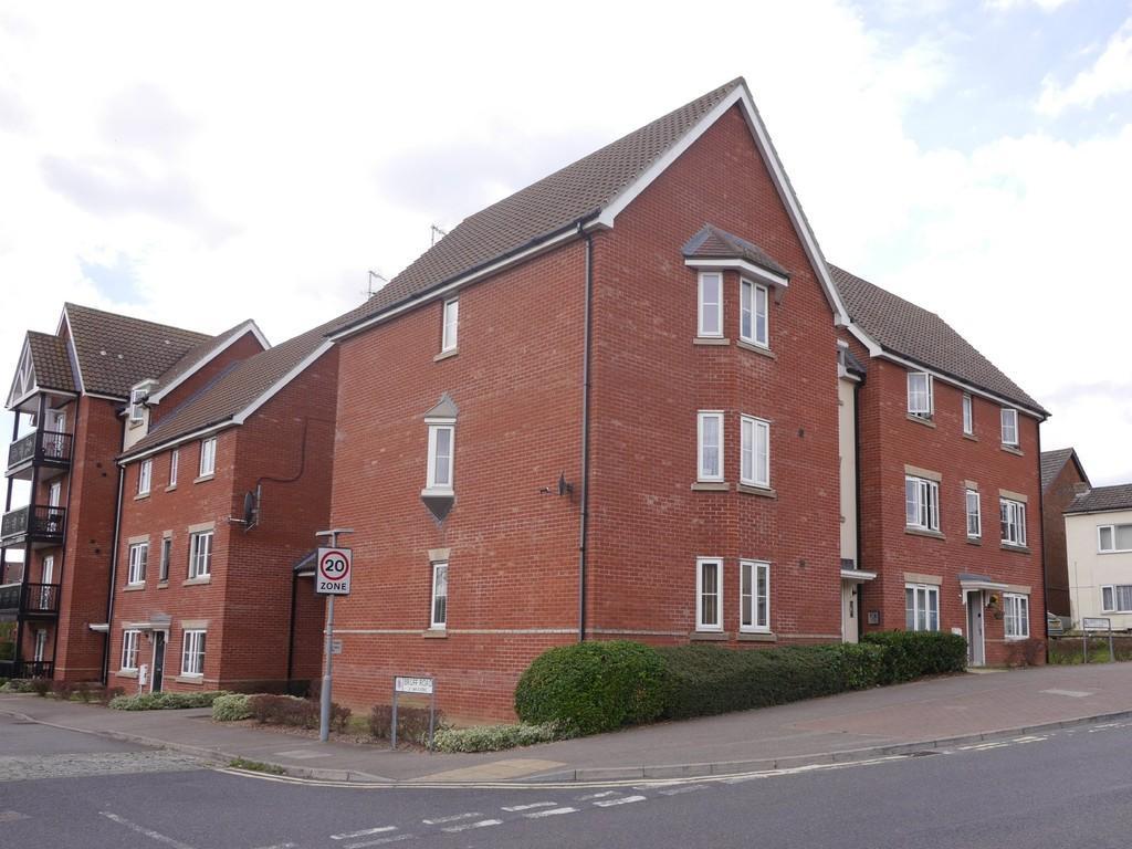 2 Bedrooms Apartment Flat for sale in Croft Street, Ipswich