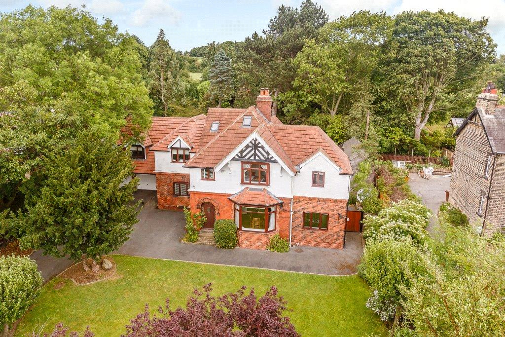 6 Bedrooms Detached House for sale in Pecora, 60 Rawdon Road, Horsforth, Leeds, LS18