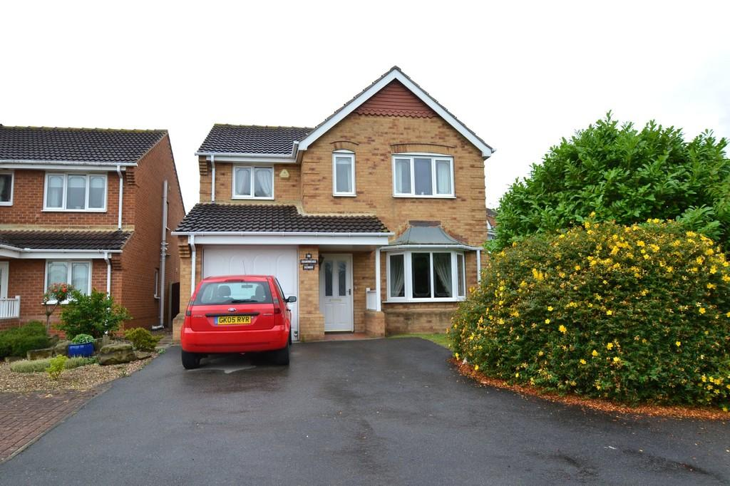 4 Bedrooms Detached House for sale in EXCALIBUR DRIVE, SOUTH ELMSALL, PONTEFRACT