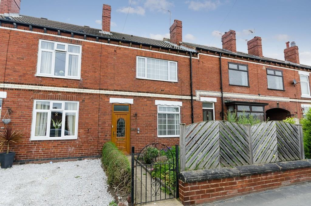 2 Bedrooms Terraced House for sale in Pontefract Road, Featherstone