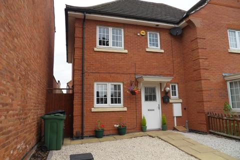 3 bedroom semi-detached house to rent - Charnwood Road, Shepshed