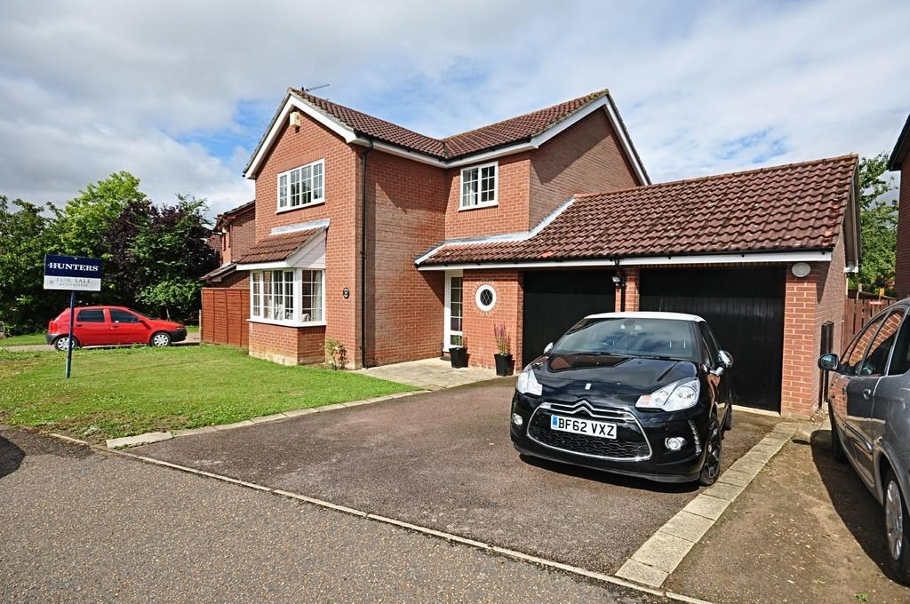 4 Bedrooms Detached House for sale in Cobbold Street, Diss