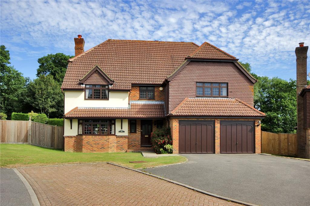 5 Bedrooms Detached House for sale in Broad Oak, Brenchley, TN12
